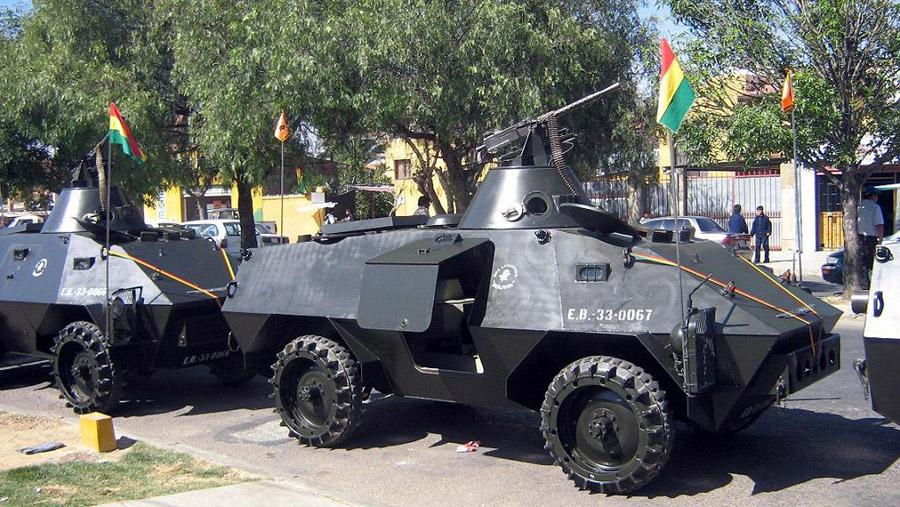 Mowag_Roland_Bolivian_army