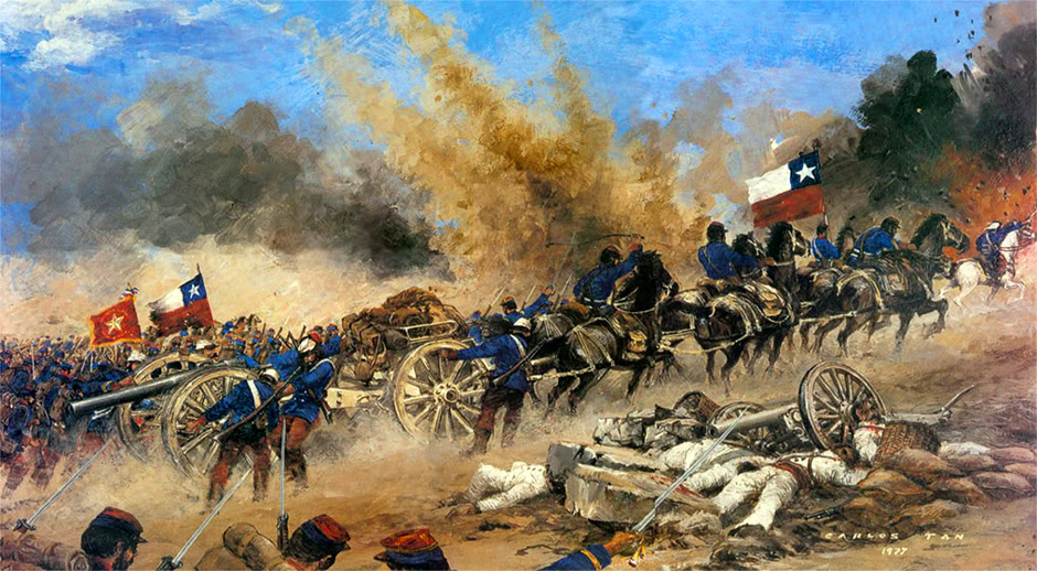 Chilean20Artillery20painting