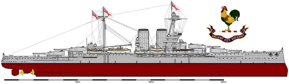 BB_Queen-Elizabeth_Class_VALIANT_1916