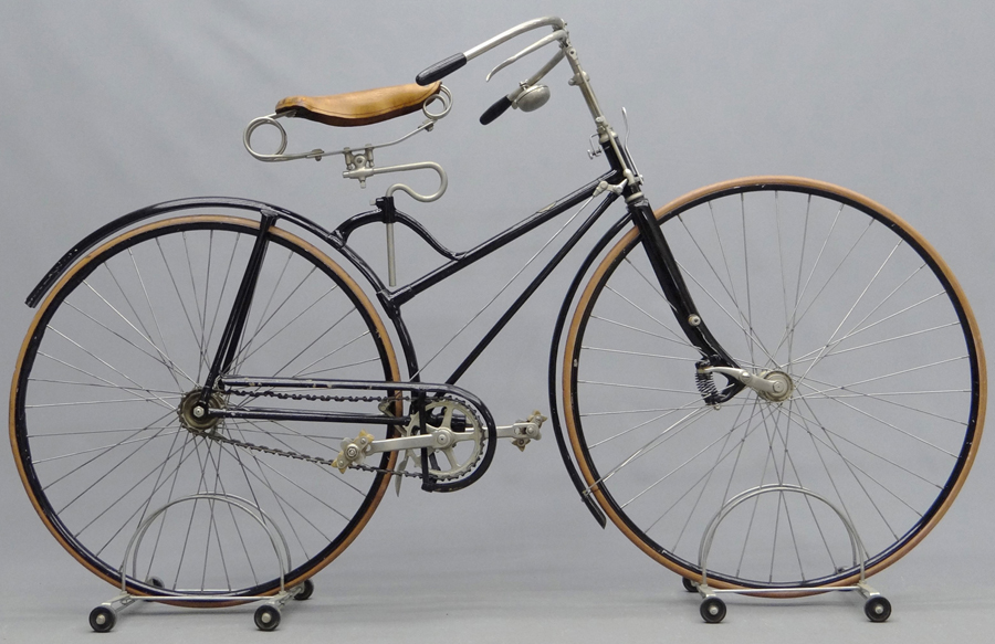 1890-Columbia-Camelback-hard-tire-safety-bicycle