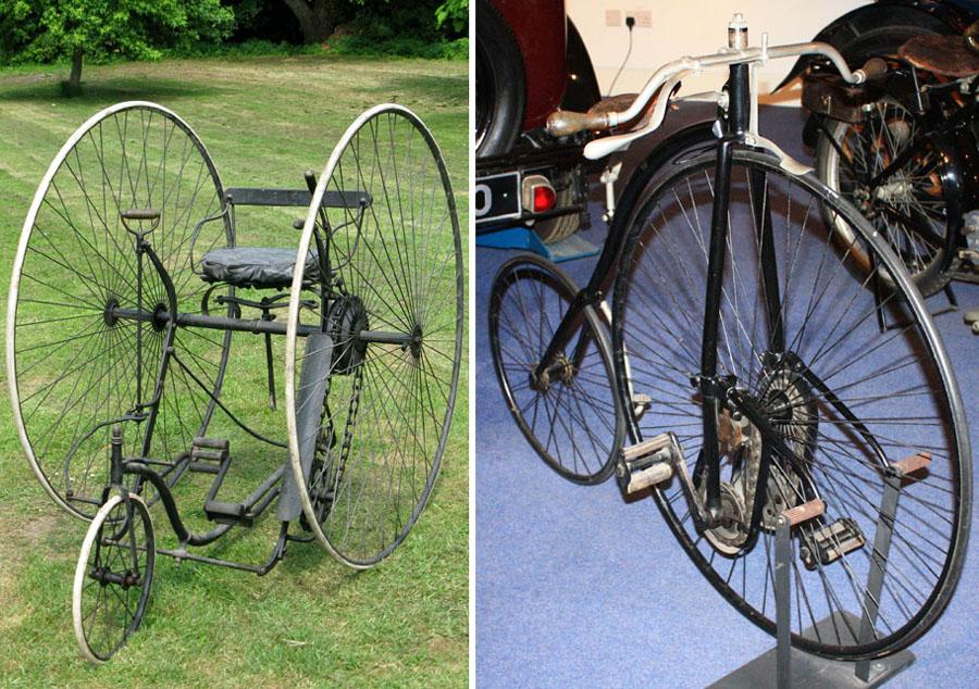 1884_Kangaroo_Dwarf_Safety_Bicycle_1884