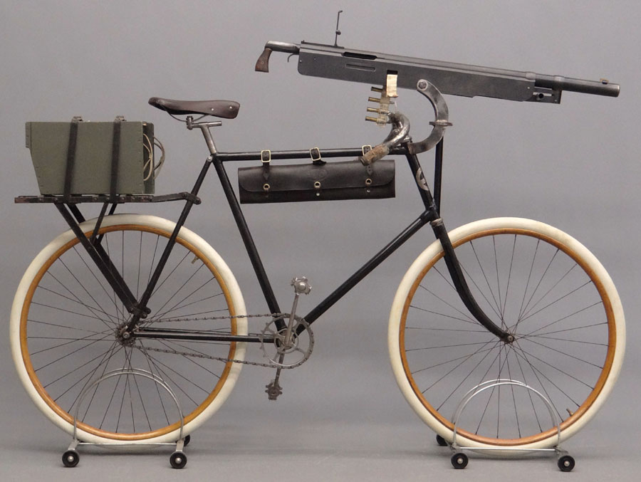 Lot-45-c.-1897-Columbia-model-40-military-cavalry-pneumatic-safety-bicycle.-EST-4-5k