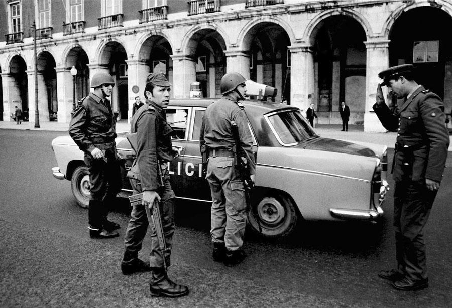 Salgueiro Maia. 25 de Abril de 1974