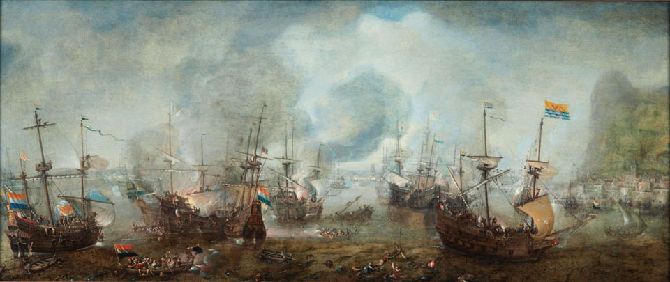 0257fa7d36-battle of gibraltar 1607
