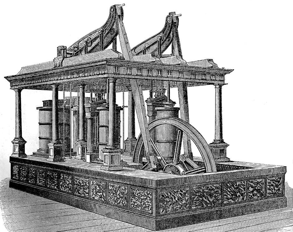 Blast Engine 1862