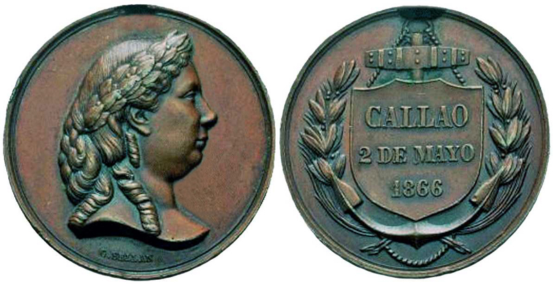1866-bombardeo-isabel2-bronce