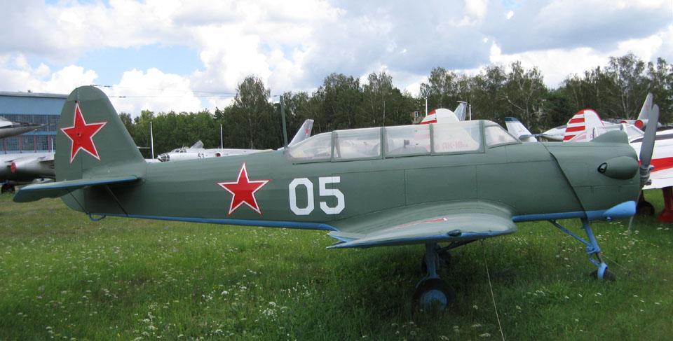 yak-18u