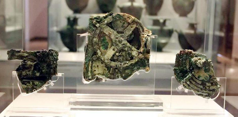 Antikythera-Mechanism
