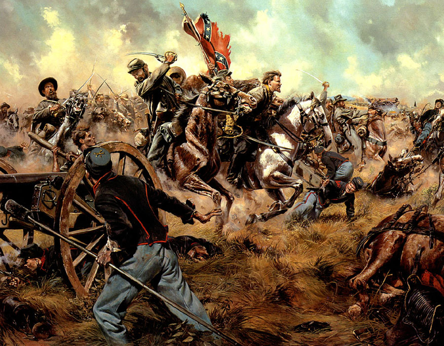 Battle of Brandy Stationx