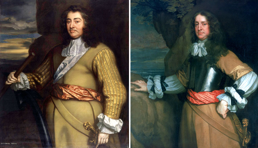 Звездный час Нидерландов George_Monck_1st_Duke_of_Albemarle_Studio_of_Lely