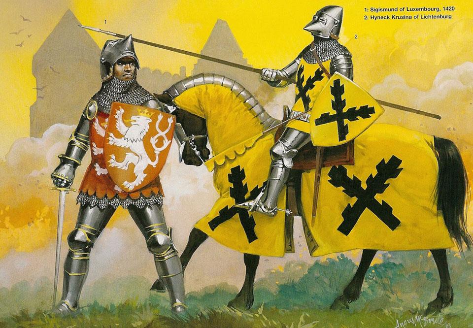 LOS  HUSITAS (1419-·)0002