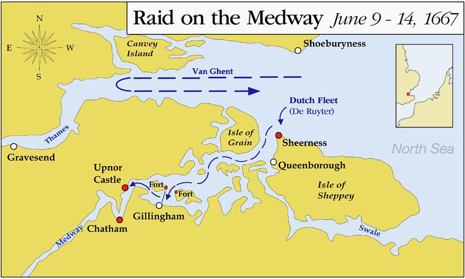 MedwayRaidMap