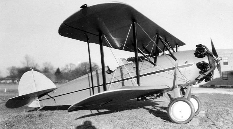 1930 Waco CSO for Brazil