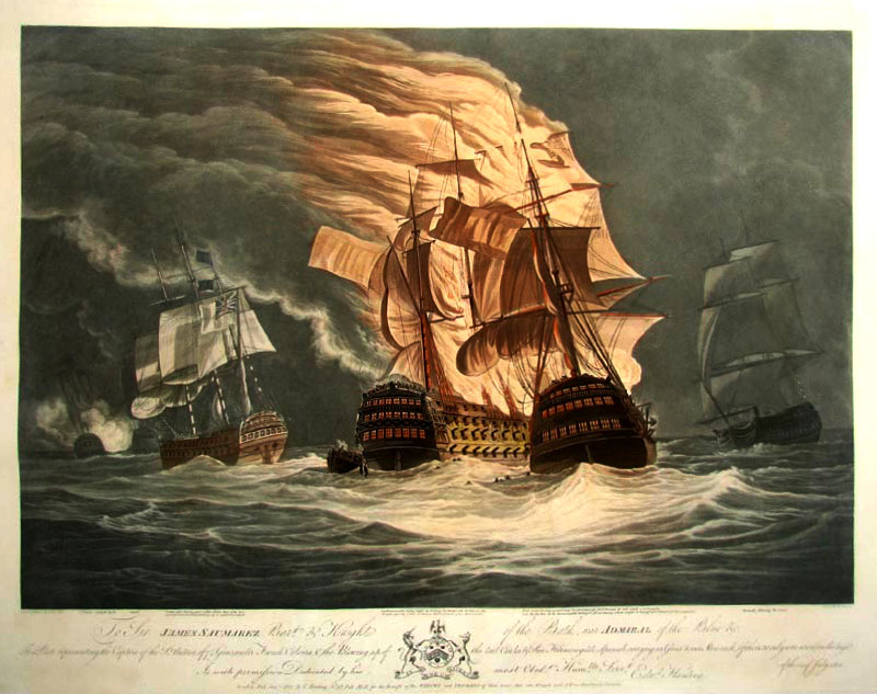 Battle of Algeciras brenton3
