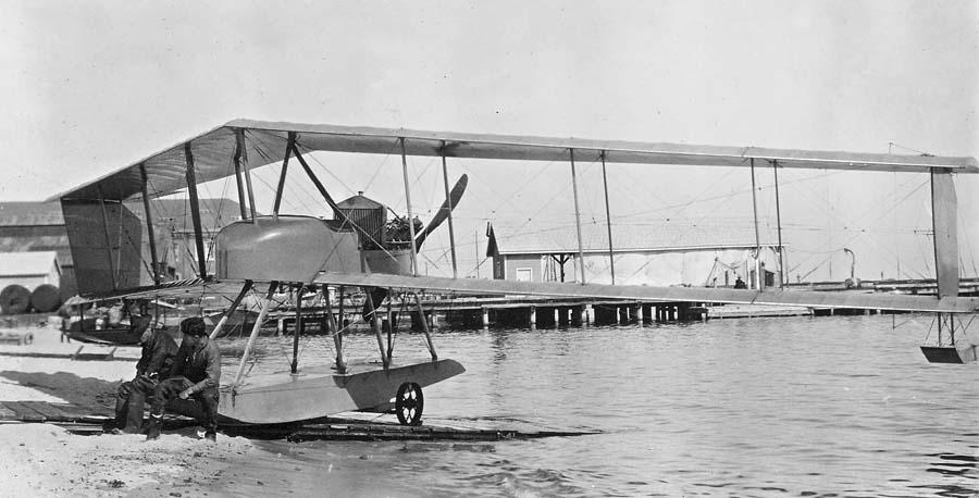 Burgess-DunneAHseaplane