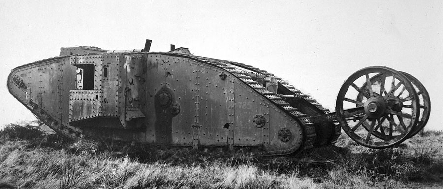 2 Mk I Tank