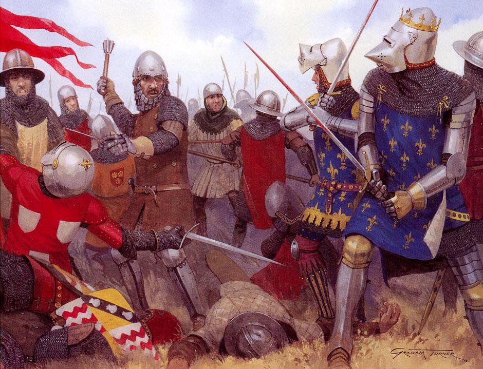 poitiers champs de batailles champ d alexandre   capture jean le bon