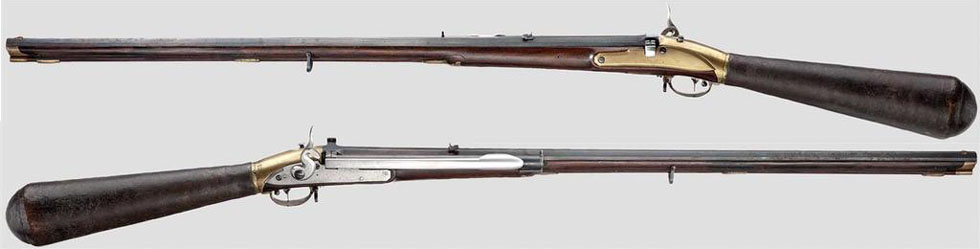 A repeating air rifle M 1779 Girardoni system _1 Custom_zpspoj2fawc