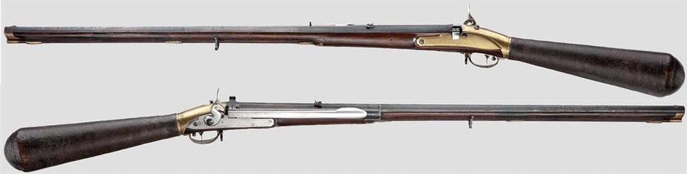 A repeating air rifle M 1779 Girardoni system _1 Custom_zpspoj2fawc