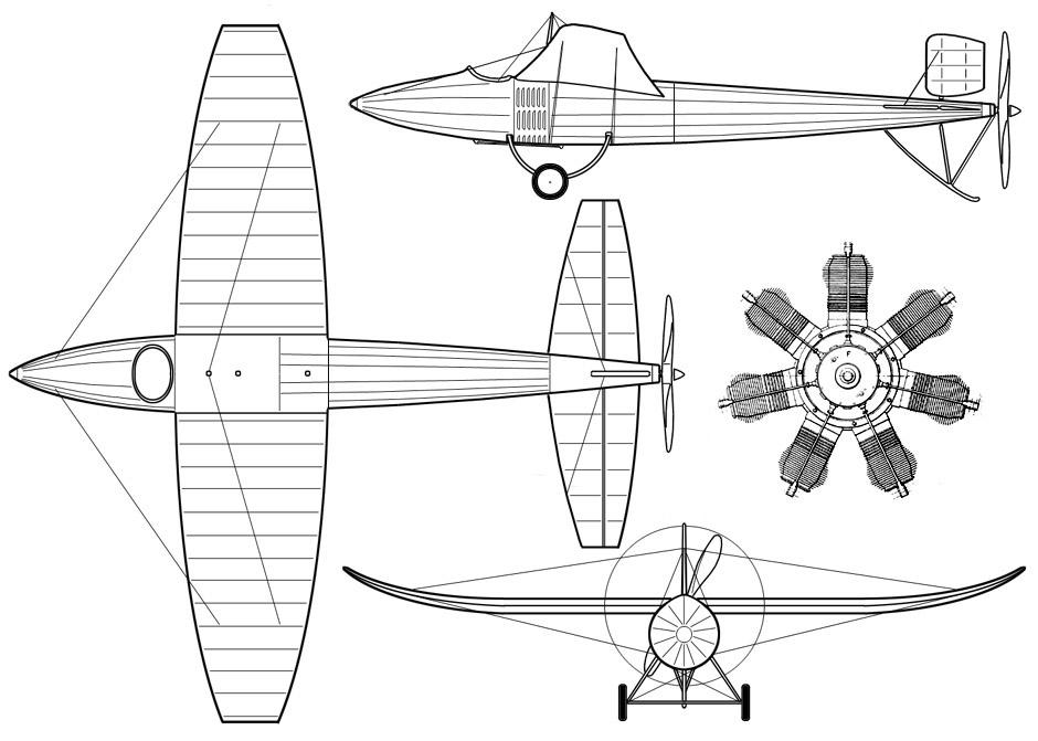 Как сделать виды самолетов из бумаги