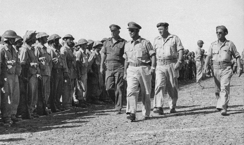 The Sinai Campaign - Operation Kadesh