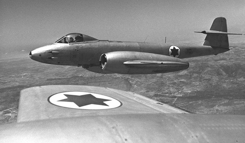 Meteor_IAF_1954