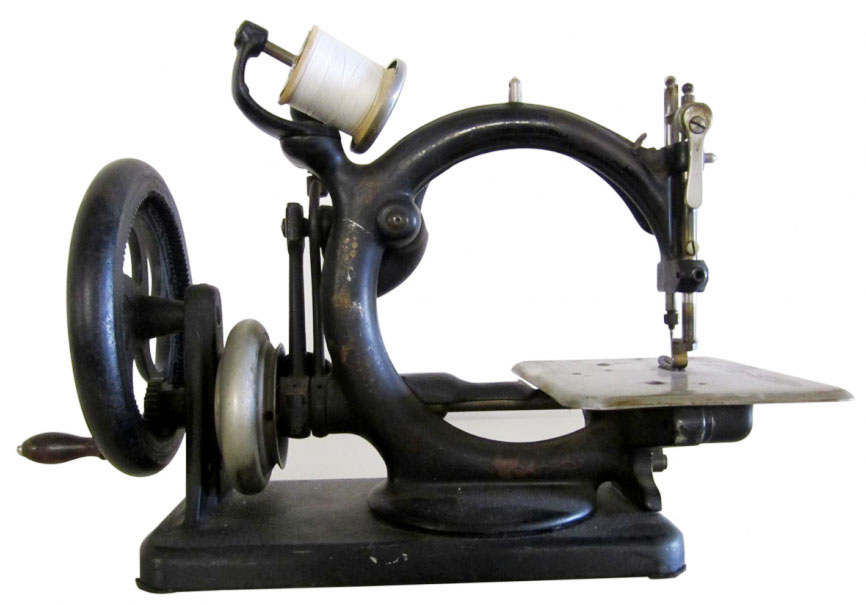 vintage-sewing-machine-wilcox-gibbs-sewing-machine