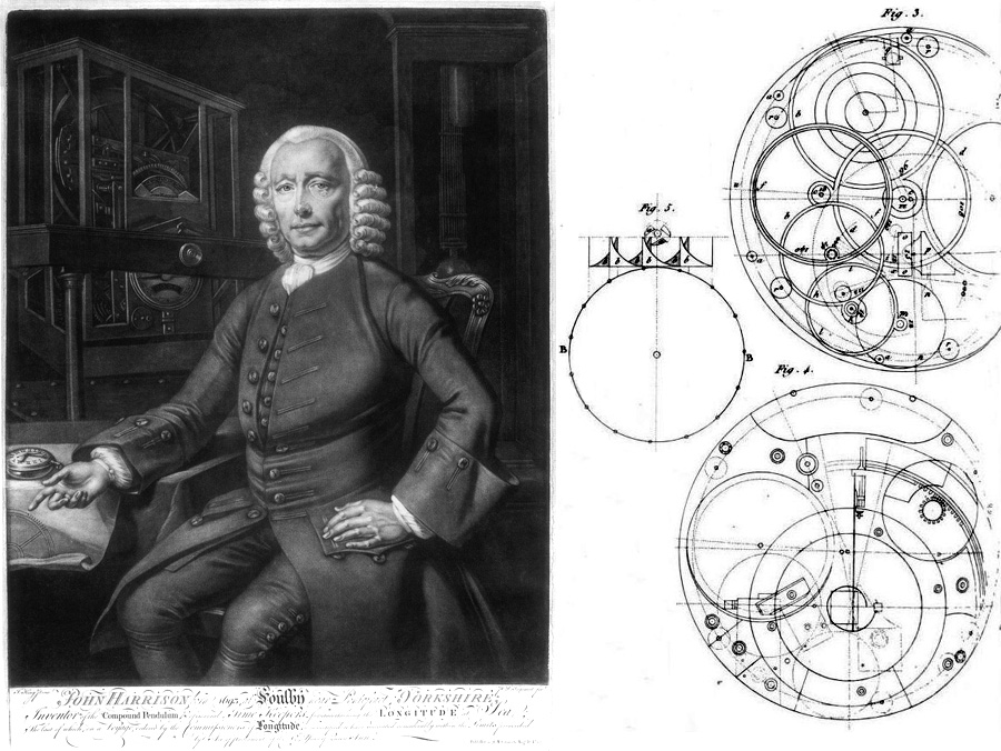 Chronometer-Meister-John-Harrison