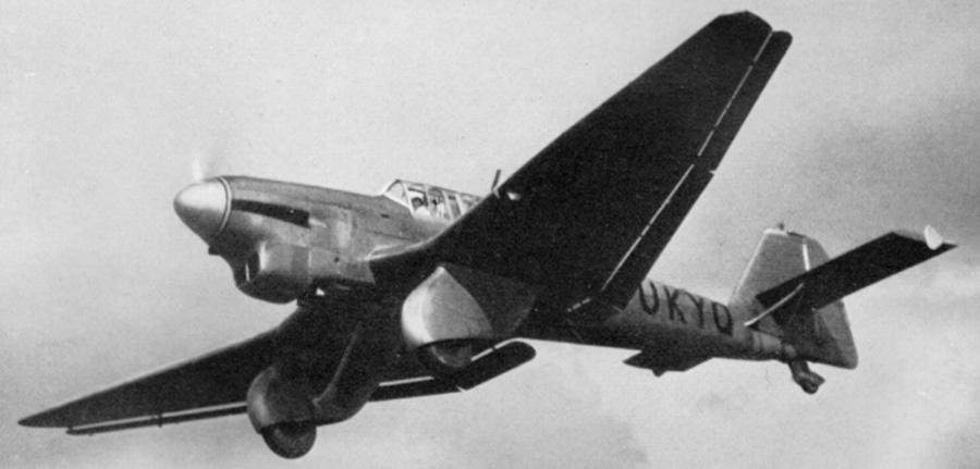 Ju87A-1