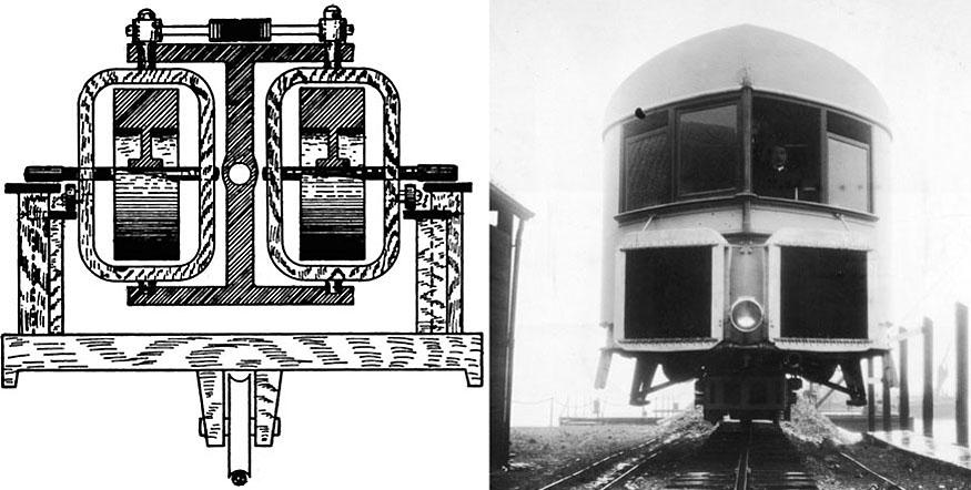 PSM_V75_D043_Brennan_double_gyrostat_for_monorail_car_equilibrium