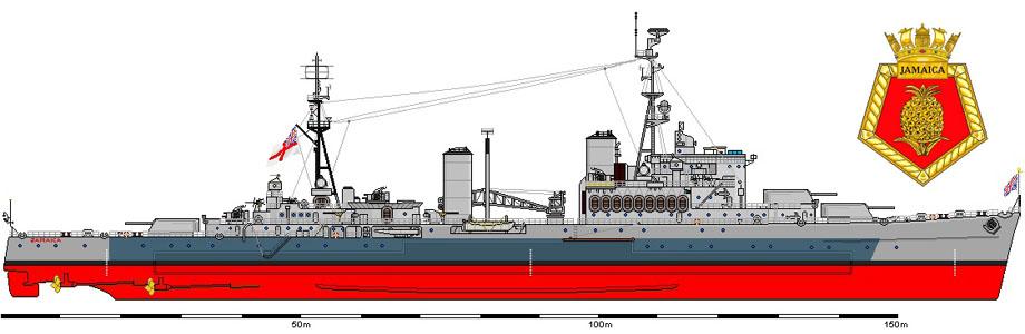 cl-44-jamaica-1945
