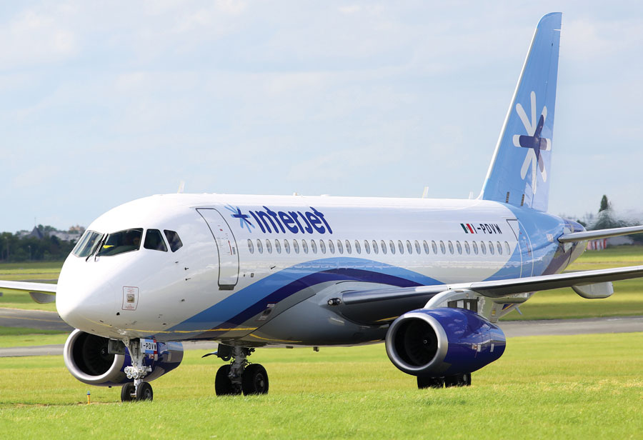 ssj-100-interjet