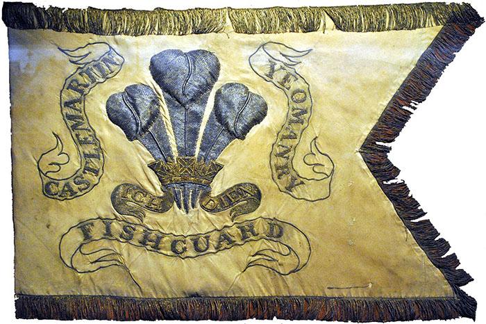 Pembroke-Yeomanry-Guidon