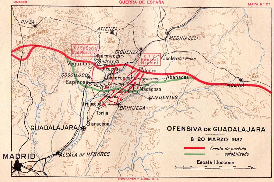 Ofensiva-de-Guadalajara-Marzo-de-1937