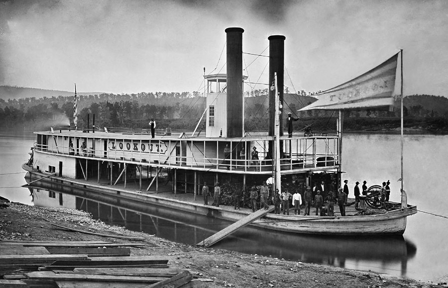 -Look_out-_(Transport_Steamer)_on_Tennessee_River_-_NARA_-_5289791_restored