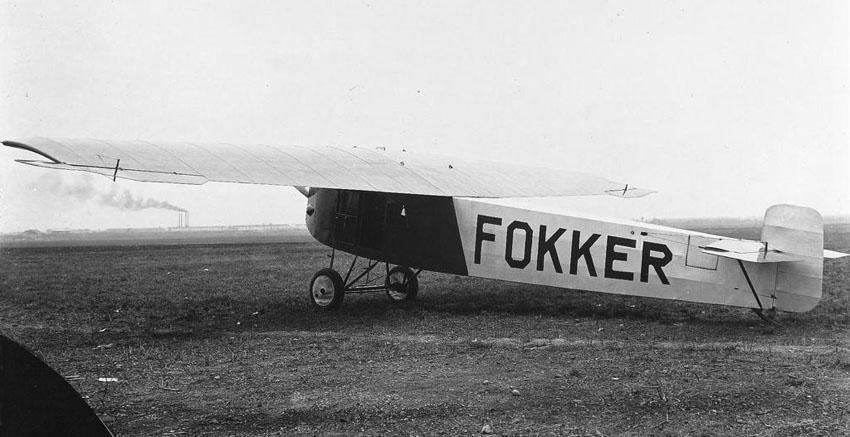 2.Legkij-passazhirskij-samolet-Fokker-F.III_.