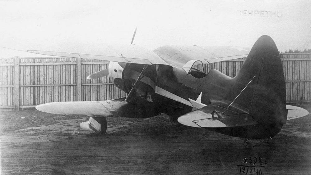 3.Istrebitel-IS-1.