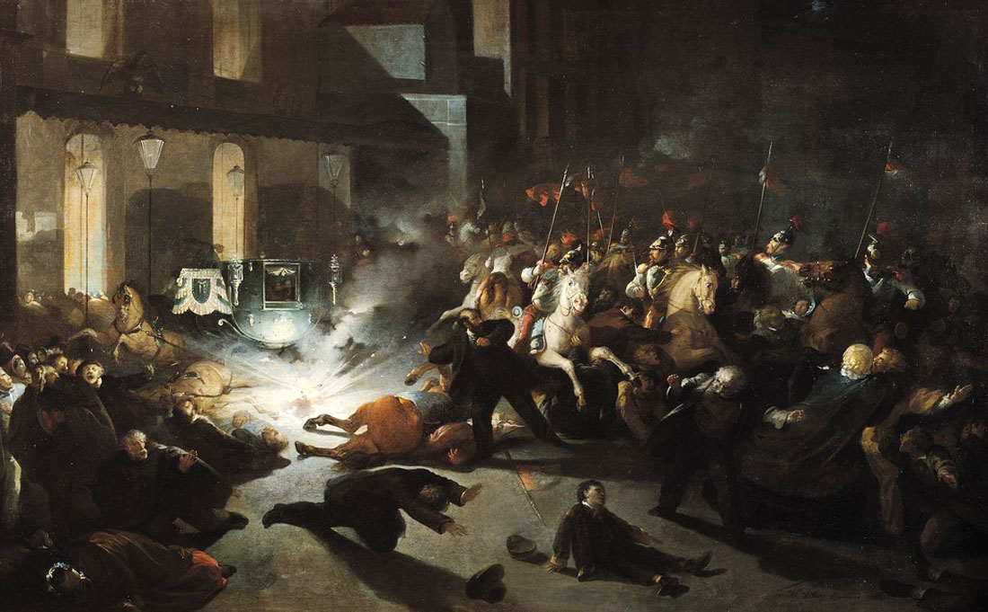 Наполеон-фарс Attempted_Assassination_of_Emperor_Napoleon_III_Romano.jpg