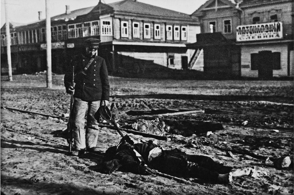 Сто лет Ярославскому антибольшевистскому восстанию