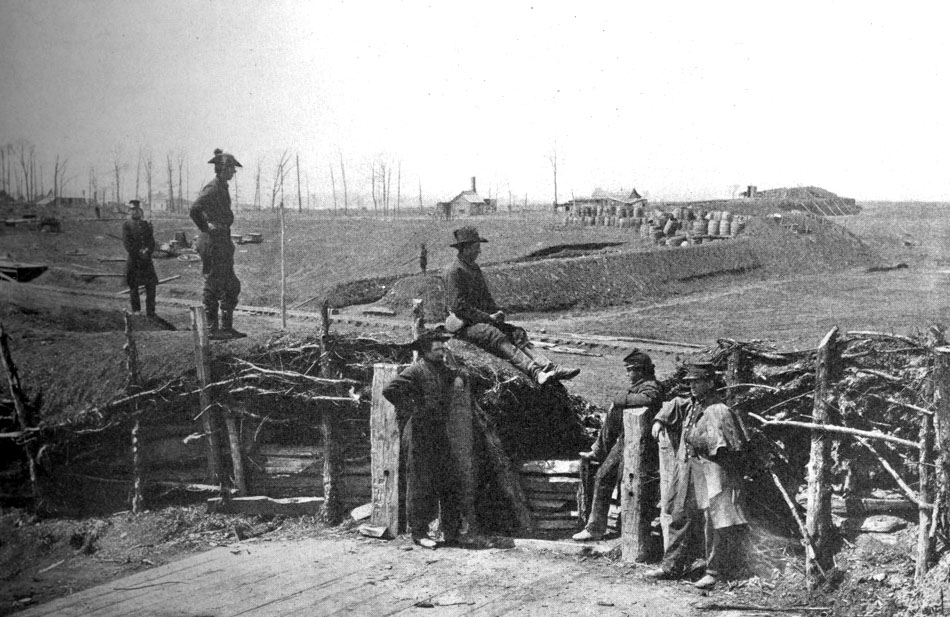 bull-run-confederate-fortifications