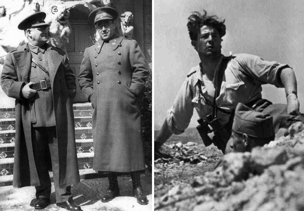generales Jose Miaja y Vicente Rojo el mas alto.jpg