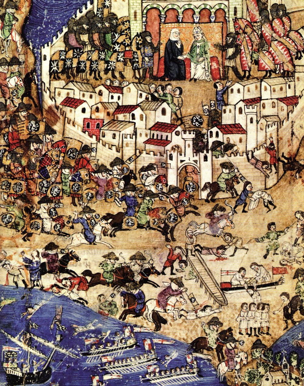 Падение Триполи