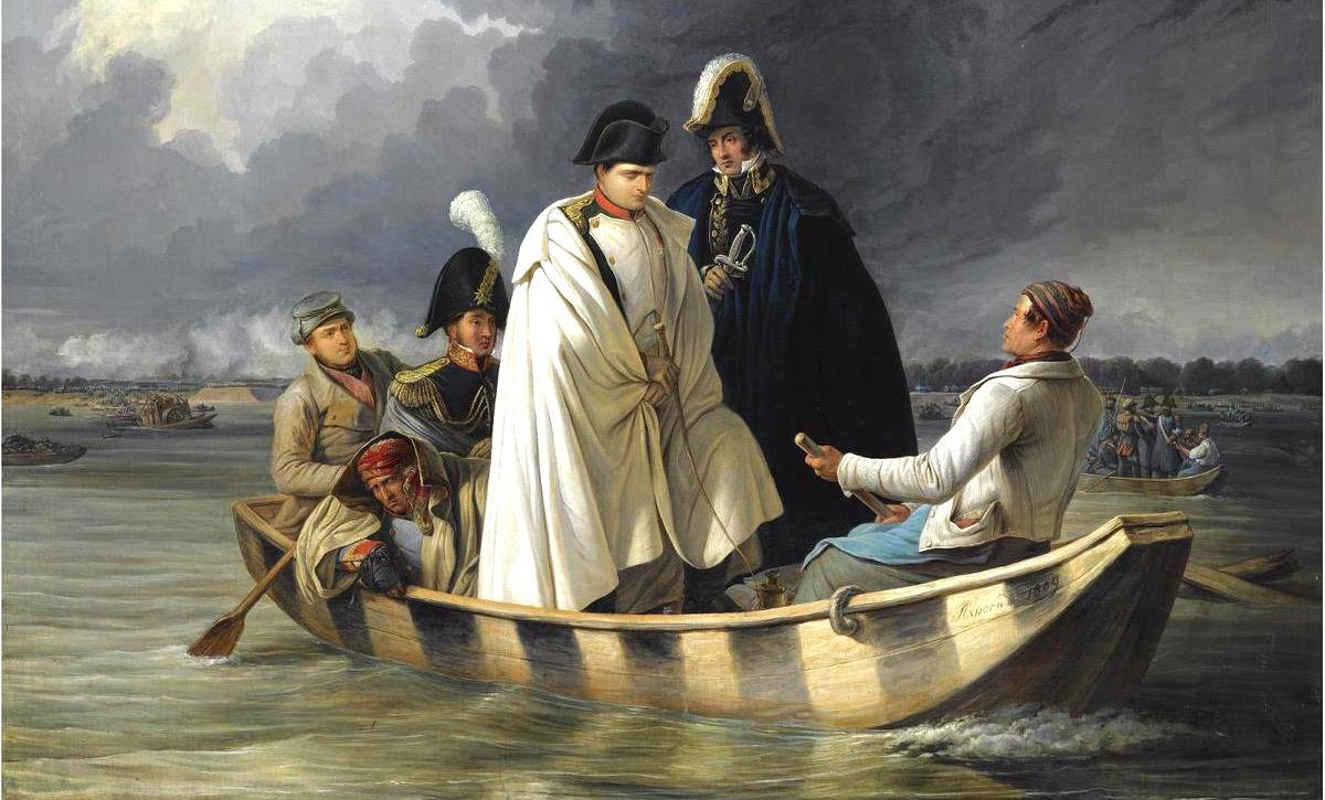 Первый звонок для Бонапарта