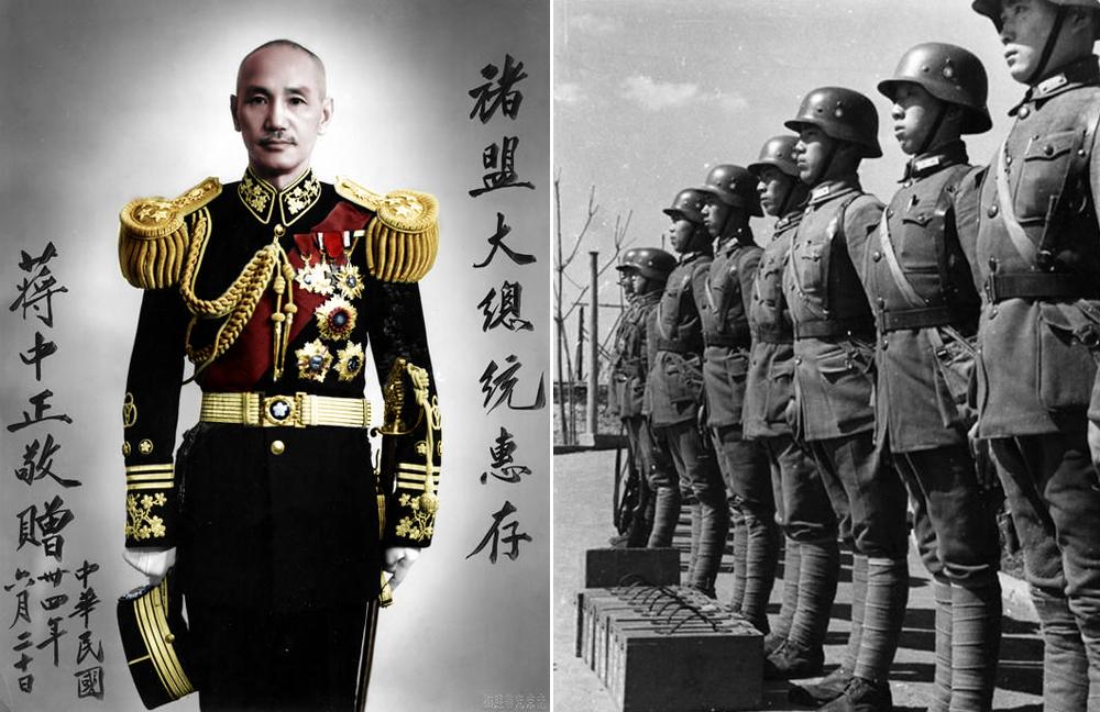 Война с китайской спецификой