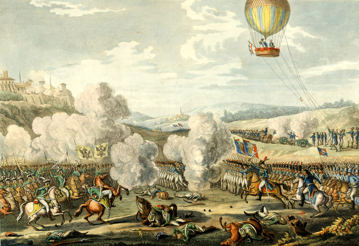 Зачем Наполеон упразднил аэронавтику?