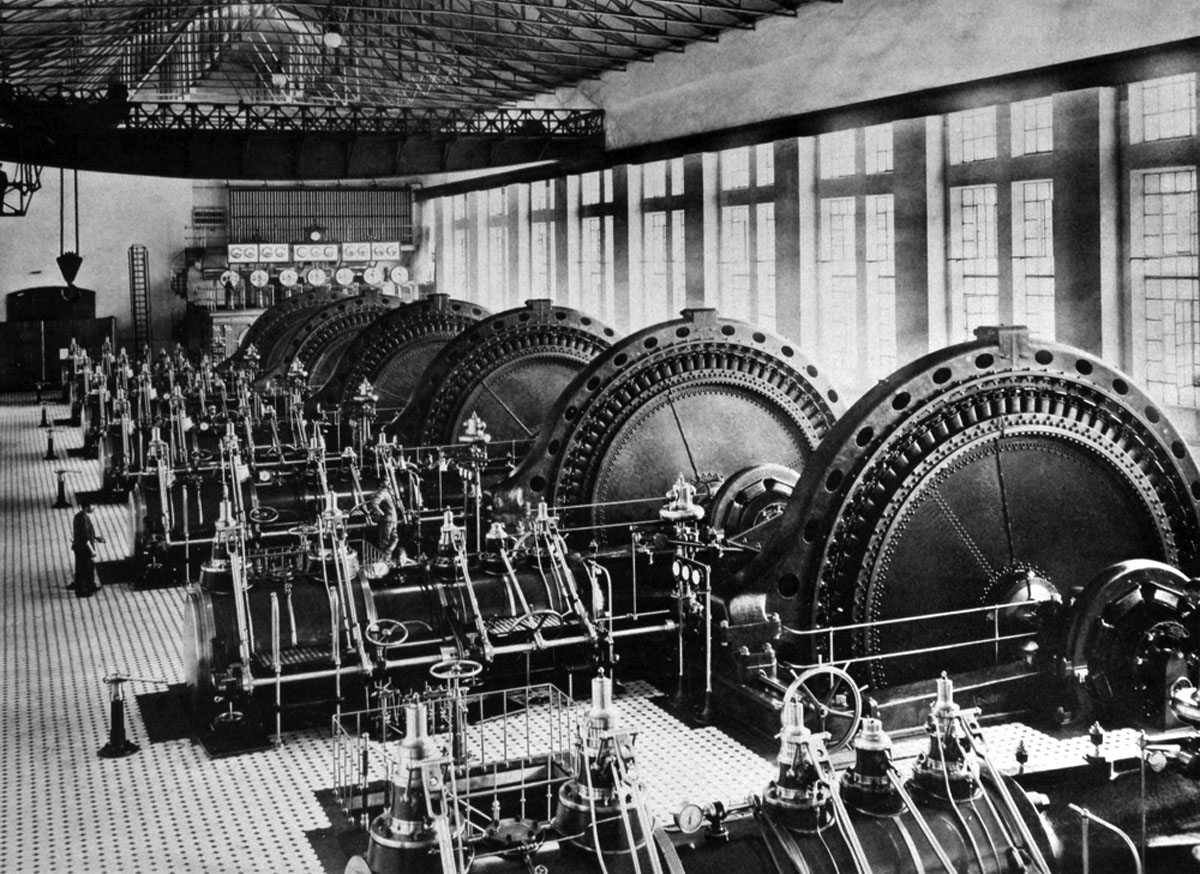 Электрификация без революции