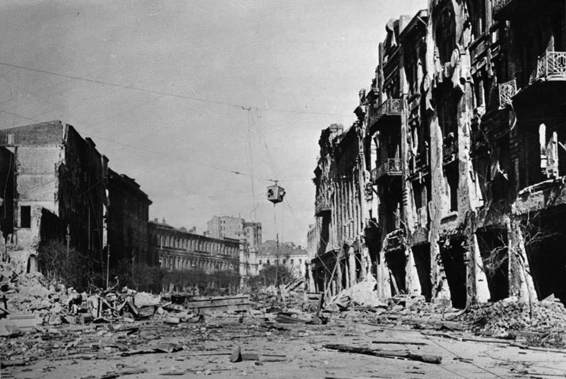 Как чекисты взрывали Киев