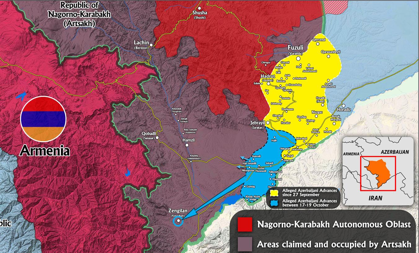 Карабахские хроники - 7: экстренно, срочно