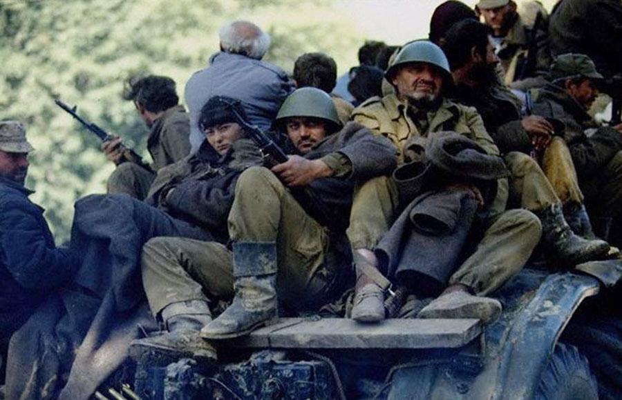 26 лет назад началась война в Абхазии