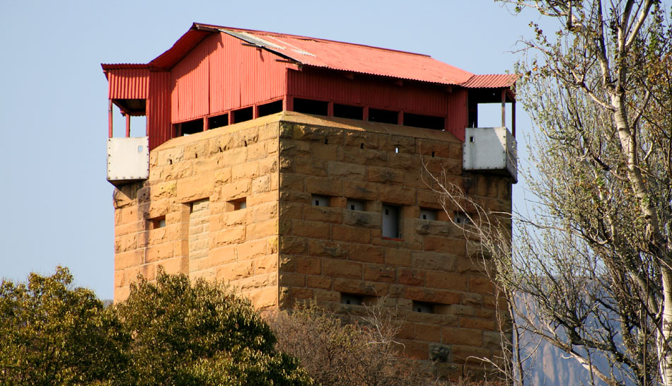 Anglo-Boer_War_Blockhouse_at_Harrismith_Free_State